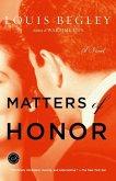 Matters of Honor (eBook, ePUB)