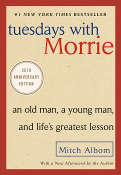Tuesdays with Morrie (eBook, ePUB) - Albom, Mitch