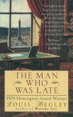The Man Who Was Late (eBook, ePUB)