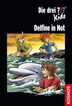 Delfine in Not / Die drei Fragezeichen-Kids (eBook, ePUB) - Blanck, Ulf