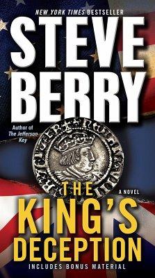 The King's Deception (with bonus novella The Tudor Plot) (eBook, ePUB) - Berry, Steve