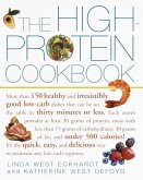 The High-Protein Cookbook (eBook, ePUB)