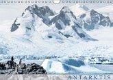 ANTARKTIS (Wandkalender immerwährend DIN A4 quer)