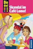 Skandal im Café Lomo / Die drei Ausrufezeichen Bd.44 (eBook, ePUB)