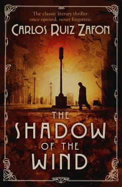 The Shadow of the Wind (eBook, ePUB) - Zafon, Carlos Ruiz