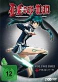 D. Gray-Man - Volume 3 (2 Discs)