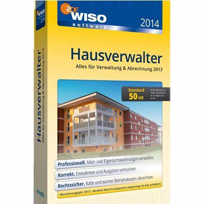 wiso hausverwalter 2014 standard download f r windows. Black Bedroom Furniture Sets. Home Design Ideas