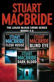 Logan McRae Crime Series Books 4-6: Flesh House, Blind Eye, Dark Blood (Logan McRae) (eBook, ePUB)