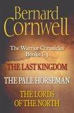 The Last Kingdom Series Books 1-3: The Last Kingdom, The Pale Horseman, The Lords of the North (The Last Kingdom Series) (eBook, ePUB)