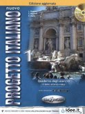 Quaderno degli Esercizi, m. Audio-CD / Nuovo Progetto italiano Vol.1
