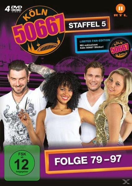 k ln 50667 staffel 5 folge 79 97 limited fan edition 4 discs auf dvd portofrei bei. Black Bedroom Furniture Sets. Home Design Ideas