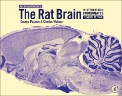The Rat Brain in Stereotaxic Coordinates - Paxinos, George; Watson, Charles