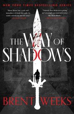 The Way Of Shadows (eBook, ePUB) - Weeks, Brent