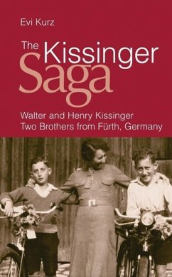 The Kissinger Saga (eBook, ePUB)
