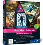 Photoshop Artworks, m. DVD-ROM