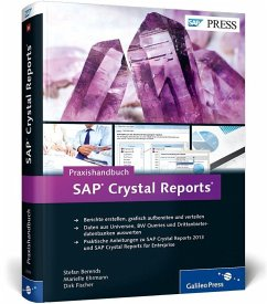 Praxishandbuch SAP Crystal Reports