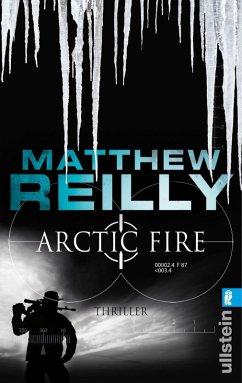 Arctic Fire / Scarecrow Bd.5 (eBook, ePUB) - Reilly, Matthew
