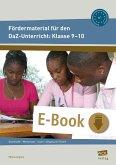 Fördermaterial für den DaZ-Unterricht: Klasse 9-10 (eBook, PDF)