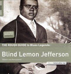 The Rough Guide To Blind Lemon Jefferson - Diverse
