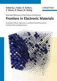 Frontiers in Electronic Materials (eBook, PDF)