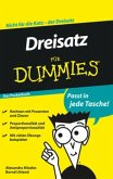 Dreisatz für Dummies Das Pocketbuch (eBook, ePUB)