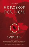Horoskop der Liebe - Sternzeichen Widder (eBook, ePUB)