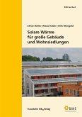 Solare Wärme für große Gebäude und Wohnsiedlungen (eBook, PDF)