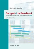 Der gestörte Bauablauf (eBook, PDF)