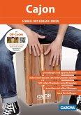 Cajon - schnell und einfach lernen, Lehrbuch + Audio-CD + DVD