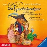 Der Geschichtenkater erzählt seine Lieblingsmärchen (MP3-Download)