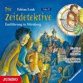 Entführung in Nürnberg / Die Zeitdetektive Bd.29 (MP3-Download)