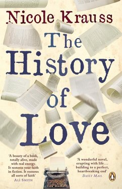 The History of Love (eBook, ePUB) - Krauss, Nicole