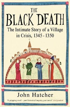 The Black Death (eBook, ePUB) - Hatcher, John