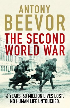 The Second World War (eBook, ePUB) - Beevor, Antony