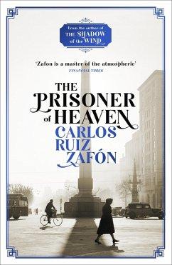 The Prisoner of Heaven (eBook, ePUB) - Zafon, Carlos Ruiz