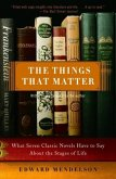 The Things That Matter (eBook, ePUB)