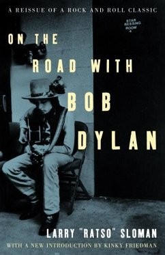 On the Road with Bob Dylan (eBook, ePUB) - Sloman, Larry