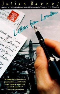 Letters from London (eBook, ePUB) - Barnes, Julian