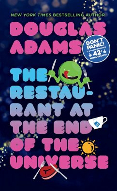 The Restaurant at the End of the Universe (eBook, ePUB) - Adams, Douglas