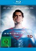 Man of Steel 3D, 2 Blu-rays + Digital Copy