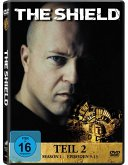 The Shield - Season 1.2 - 2 Disc DVD