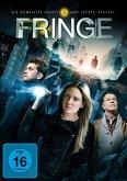 Fringe - Die komplette 5. Staffel (4 Discs)