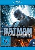 Batman: The Dark Knight Returns, Teil 1 + 2 (Deluxe Edition)