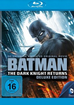 Batman - The Dark Knight Returns Deluxe Edition