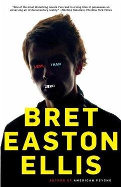 Less Than Zero (eBook, ePUB) - Ellis, Bret Easton