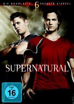 Supernatural - Die komplette 6. Staffel