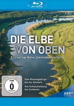 Die Elbe Von Oben-Einzigarti
