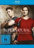 Supernatural - Die komplette 6. Staffel BLU-RAY Box