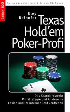 Texas Hold'em Poker-Profi (eBook, ePUB) - Beihofer, Eloy
