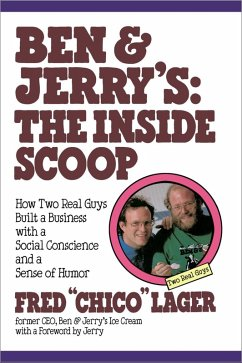 Ben & Jerry's: The Inside Scoop (eBook, ePUB) - Lager, Fred